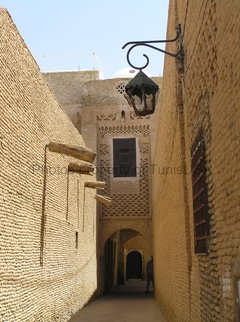Tunisia Tozeur old town