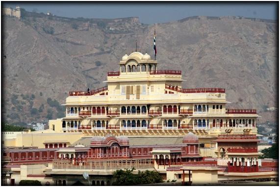 India City Palace Jaipur