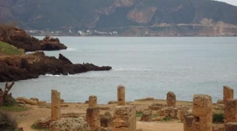Seaviews are many from Tipasa.