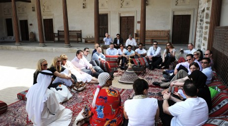 Learning about Islam and Emirate culture