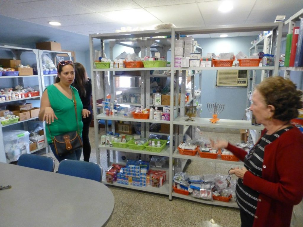 Pharmacy at the Patronata