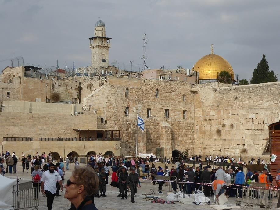 travel tour to israel